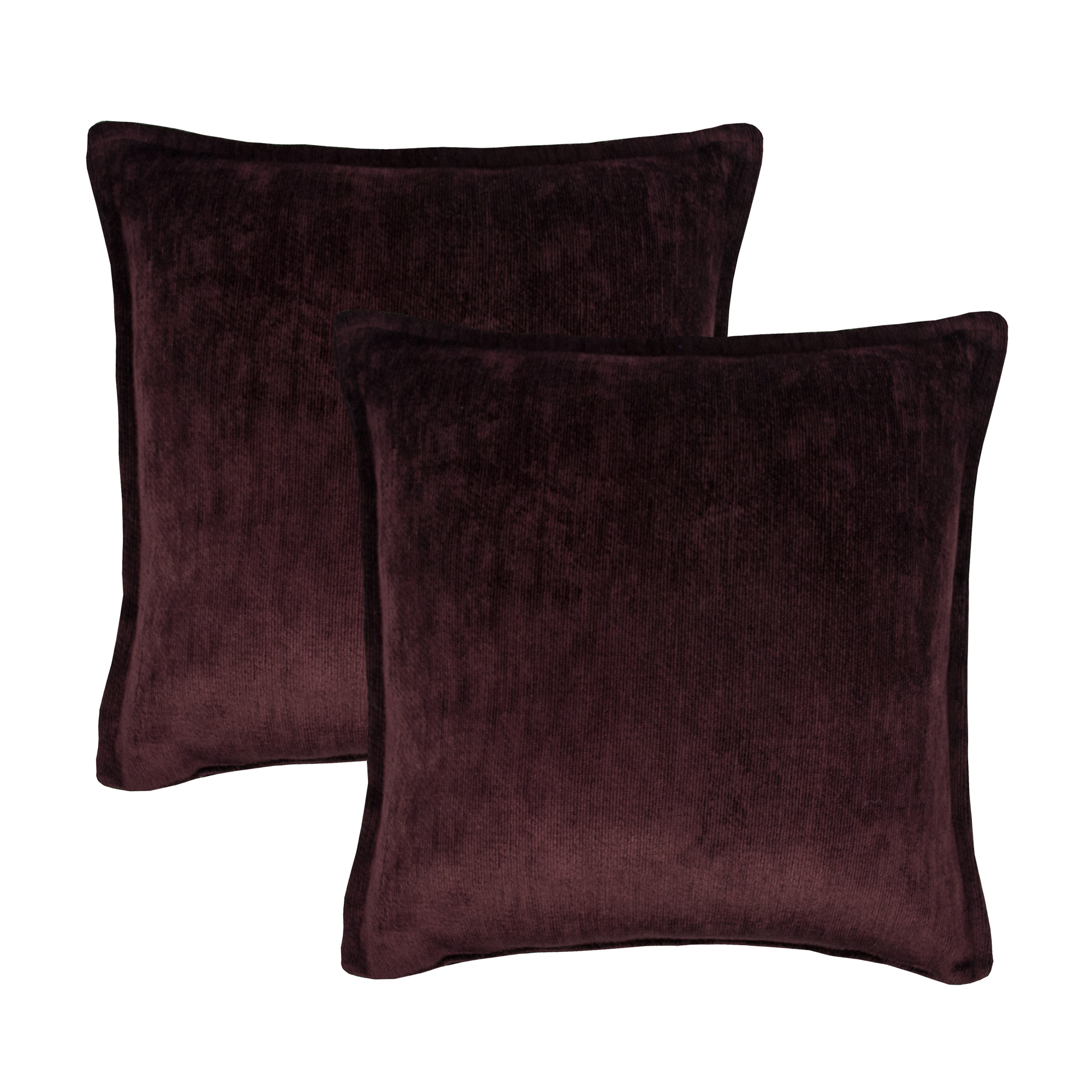 Windso Wine 20 Inch Decorative Pillow Set Of 2 Pacific